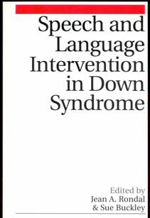 Speech and Language Intervention in Down Syndrome